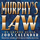 Bloch, Arthur: Murphy's Law: 2005 Day-To-Day Calendar