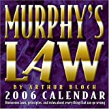Bloch, Arthur: Murphy's Law: 2006 Day-to-Day Calendar
