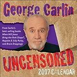 Carlin, George: George Carlin 2007 Day-to-Day Calendar