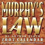 Bloch, Arthur: Murphy's Law 2007 Calendar