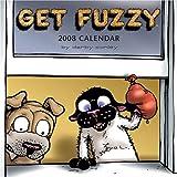 Conley, Darby: Get Fuzzy: 2008 Mini Wall Calendar