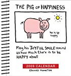 Pig of Happiness: 2009 Desk Calendar by…