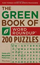The Green Book of Word Roundup: 200 Puzzles…