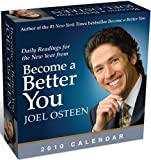 Osteen, Joel: Become A Better You, Daily Readings for the New Year: 2010 Day-to-Day Calendar