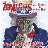 Stout, William: Zombie: 2011 Wall Calendar