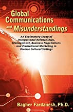 Global Communications and Misunderstandings…