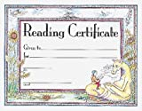 School Specialty Publishing: Reading Award Certificate