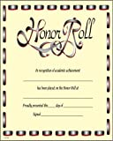 School Specialty Publishing: Honor Roll Award Certificate