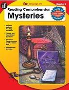 Reading Comprehension Mysteries, Grade 3…