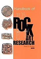 Handbook of Rock Art Research by David S.…