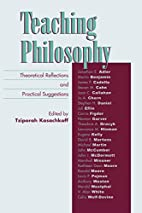Teaching Philosophy: Theoretical Reflections…
