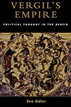 Vergil's Empire: Political Thought in the…