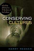 Conserving Cultures: Technology,…