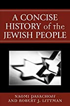 A Concise History of the Jewish People by…