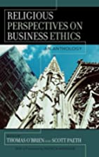 Religious Perspectives on Business Ethics by…