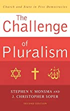 The Challenge of Pluralism: Church and State…