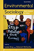Environmental Sociology: From Analysis to…