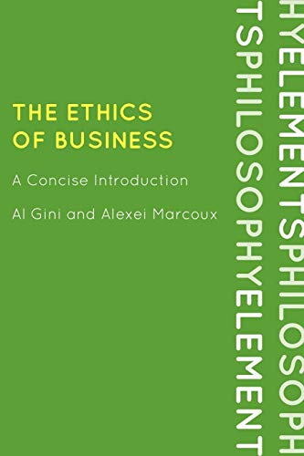 the-ethics-of-business-a-concise-introduction-elements-of-philosophy