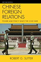 Chinese Foreign Relations: Power and Policy…