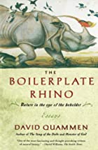 The Boilerplate Rhino: Nature in the Eye of…