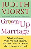 Viorst, Judith: Grown-up Marriage