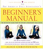 Christensen, Alice: The American Yoga Association's Beginner's Manual