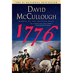 what is the main thesis of 1776 by david mccullough David mccullough shows how washington won the war of independence by default in 1776 close the guardian - back to home.