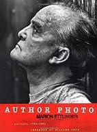 Author Photo: Portraits, 1983 - 2002 by…
