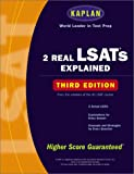 Kaplan: Kaplan 2 Real Lsats Explained