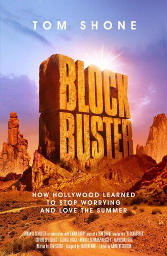Cover of Blockbuster by Tom Shone