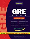 Kaplan: Kaplan GRE Exam 2005: with Cd-Rom