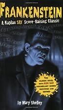 Frankenstein: A Kaplan SAT Score-Raising…