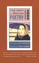 The Best American Poetry 2005 (Best American…