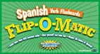 Kaplan Spanish Verb Flashcards Flip-O-Matic…