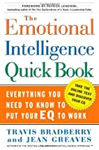 The Emotional Intelligence Quick Book by…