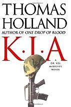 KIA by Thomas Holland