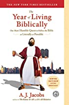 The Year of Living Biblically by A. J.…