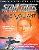 Friedman, Michael Jan: The Valiant (Star Trek: The Next Generation)