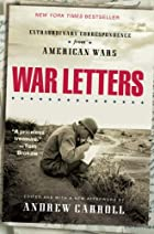 War Letters: Extraordinary Correspondence…