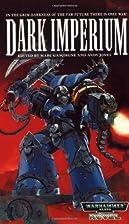 Dark Imperium by Andy Jones