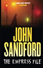 The Empress File (Kidd) by John Sandford