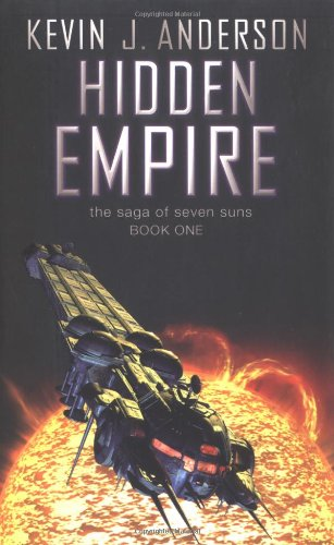Cover of Hidden Empire by Kevin J. Anderson