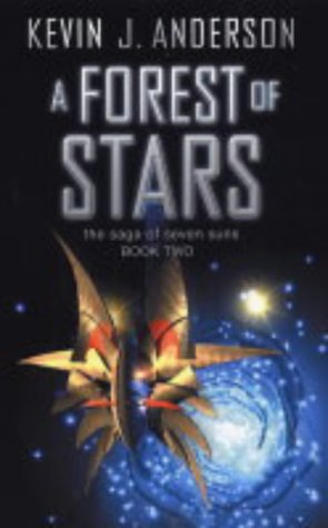 Cover of A Forest of Stars by Kevin J. Anderson