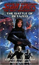 The Battle of Betazed by Susan Kearney