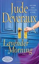 Lavender Morning (Edilean) by Jude Deveraux