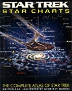 Star Trek Star Charts by Geoffrey Mandel