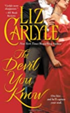 The Devil You Know (Rutledge Family, Book 3)…