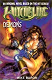 Barone, Michael: Witchblade: Demons