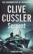 Serpent (NUMA Files) by Clive Cussler