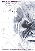 Epiphany by Josepha Sherman